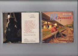 Mark Chestnutt - Too Cold At Home - Original CD - Country & Folk