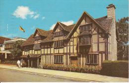 PC Stratford-upon-Avon - Shakespeare's Birthplace - 1966 (10515) - Stratford Upon Avon
