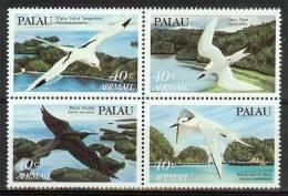 Mwe0851 FAUNA VOGELS BIRDS WHITE-TAILED TROPICBIRD VÖGEL AVES OISEAUX PALAU 1984 PF/MNH - Palau