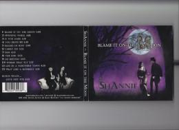 Shannie - Blame It On The Moon - Ganz Aktuelle Original CD - Country & Folk