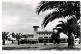 Cpsm MEKNES : La Gare  , Carte Photo !  ( 1371 ) PRIX FIXE ! - Meknes