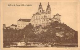 CPA Autriche Melk A D Donau R24 - Melk