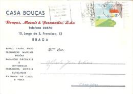 Braga - Casa Bouças. Comercial. Publicidade. - Braga