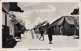 NATIVE STREET DAR-ES-SALAAM - Tanzania