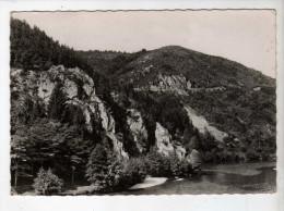 Retournac Rochers De Changues Et Route Du Puy - Ed MJB - Molignier De St Etienne - 1957 - Flamme Retournac - INEDITE - Retournac