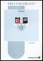 BRD - 2005 ETB 20/2005 - Michel 2462 / 2463 - 25-60C  Blumen, Malve, Aster - [7] Federal Republic