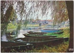 79. Gf. LE MARAIS POITEVIN. Le Port Du Vanneau. 170 - Non Classés