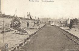 RAMBERVILLERS - Cimetière Militaire   108 - Rambervillers
