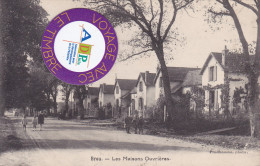 28 - Brou - Les Maisons Ouvrières - France