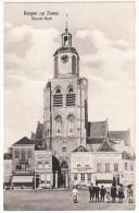 Bergen Op Zoom - Groote Kerk (& Cafe De Breda, Billard) - Bergen Op Zoom