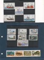 Saint Pierre Et Miquelon Lot Thème : La Mer Tous** Côte: 30,00€ - Collections, Lots & Séries