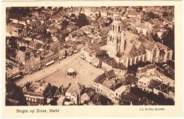 Bergen Op Zoom - Markt   (K.L.M.-Foto) - Bergen Op Zoom