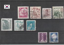 Corée Du Sud 1957-69 Oblitéré Michel VC 8.2€ Cod.f Kor 005 - Korea (Süd-)