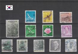 Corée Du Sud 1973-86 Oblitéré Michel VC 5.5€ Cod. F Kor 007 - Korea (Süd-)