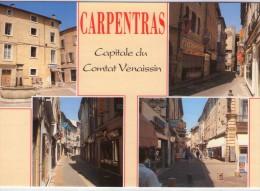 Carpentras.. Belle Multi-vues.. Animée.. Vieille Fontaine.. Rue De La Porte Orange.. Commerces.. Tabac - Carpentras