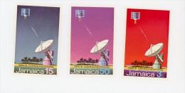Jamaique -1972-UIT Syncom 3-YT 350/2***MNH
