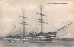 """NAVIRE DE GUERRE -  Le """" CALEDONIEN  """"  Vaisseau école ( Prix Fixe) - Warships"""