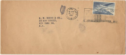 IRLANDA - IRLANDE - Ireland - EIRE - 1965 - Air Mail - Special Cancel The Post Office Savings Bank - Viaggiata Per Ne... - Storia Postale