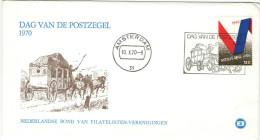 OLANDA - NEDERLAND - Paesi Bassi - 1980 - Special Cancel - Dag Van De Postzegel - Period 1949-1980 (Juliana)