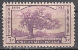 United States    Scott No.  772   Mnh    Year 1935 - Unused Stamps