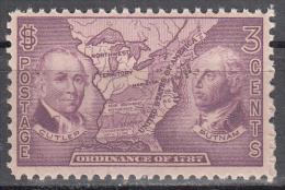 United States    Scott No.  795     Mnh     Year 1937 - Unused Stamps