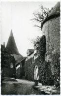 51 BAYE ++ Le Château : La Cour De L'Ermitage EN CHAMPAGNE  ++ - Ay En Champagne