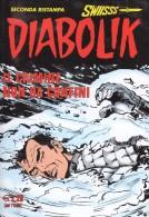 DIABOLIK N°233 IL CRIMINE NON HA CONFINI - Diabolik