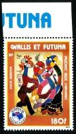 WALLIS ET FUTUNA 1984 - Yv. PA 139 ** Bdf  Faciale= 1,51 EUR - Ausipex'84. Tapisserie Pilioko Aloi ..Réf.W&F21624 - Luftpost