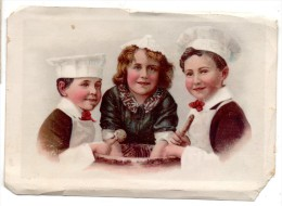 CHROMOS & IMAGES, CHROMOS, Jeunes Cuisiniers... - Chromos