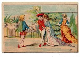 CHROMOS & IMAGES, Image, Vierge - Vieux Papiers