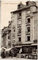 Tulle - Maison Renaissance ( Librairie, Marchande ) - Tulle