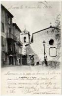 Anduze - L'église ( Puget édit.) - Anduze