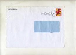 Speudo Entier DTPI Poste Annecy Fleur - Ganzsachen