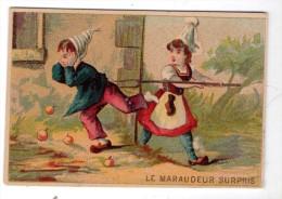 CHROMOS & IMAGES, CHROMOS, GANUCHAUD Frères - Draperies & Nouveautés... - Chromos