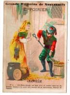 CHROMOS & IMAGES, CHROMOS, Magasins De Nouveautés - E. POIRIER, Articles Pour Mariage... - Chromos