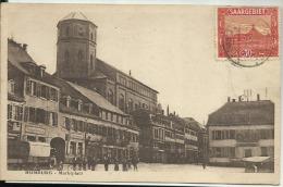 ALLEMAGNE -  HOMBURG   - MARKTPLATZ - Germany