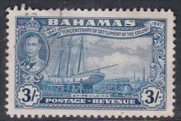 Bahamas 1947 King George VI Shipbuilding Used - Bahamas (...-1973)
