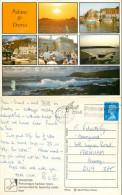 Padstow, Cornwall, England Postcard Posted 1996 Stamp - England