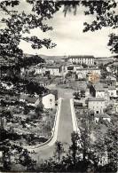 -gd Format - Herault -ref M675- La Salvetat Sur Agout -entree Du Village - - La Salvetat