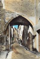 -gd Format - Herault -ref M674- Olargues - La Porte Et La Rue Basse - Carte Bon Etat  - - France