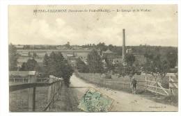 MESNIL VILLEMENT-Le Tissage Et Le Viaduc - Pont D'Ouilly