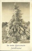 JAHRESWECHSEL Die Besten Gluckwunsche Zum..  Suisse 1923 - Anno Nuovo