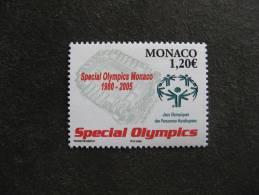 Monaco:  TB N°2493 , Neuf XX . - Nuovi