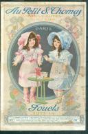 """Catalogue Année 1913/14 """" Au Petit Saint Thomas Paris , Jouets  , Bon état, 34 Pages   - Modb15 - Fashion"""