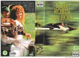 SACRE ROBIN DES BOIS / LES JOYEUX LURONS DE ROBIN EN MAILLOTS! / 100 MINUTES / COLUMBIA TRSITAR HOME VIDEO 1996 - Enfants & Famille