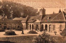 CPA LUXEUIL LES BAINS - LES THERMES - Luxeuil Les Bains