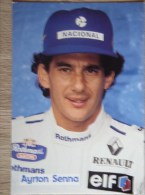 Ayrton Senna - Formula1 - 1994 - Rothmans Williams Renault - Grand Prix / F1