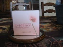 EVIDENCE, Yves Rocher, Extrait De Parfum, Vaporisateur Poire, Atomizeur  30ml - Parfum (neuf Sous Emballage)