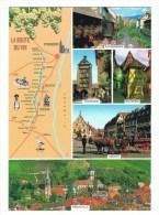 HAUT-RHIN: LA ROUTE DES VINS En ALSACE - Frankreich