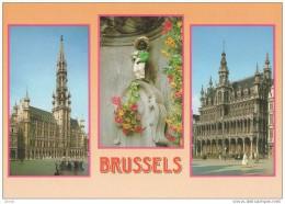 BRUXELLES GRAND´PLACE - Multi-vues, Vues Panoramiques